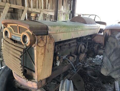 Minneapolis-Moline G-VI Tractor