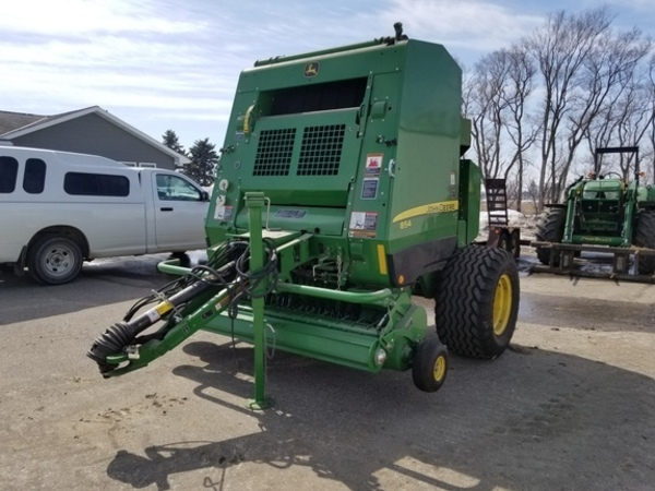 John Deere 854 Silage Special Round Balers for Sale
