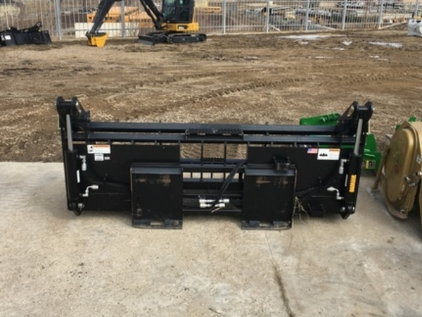 Land Pride SGC1584 Loader and Skid Steer Attachment