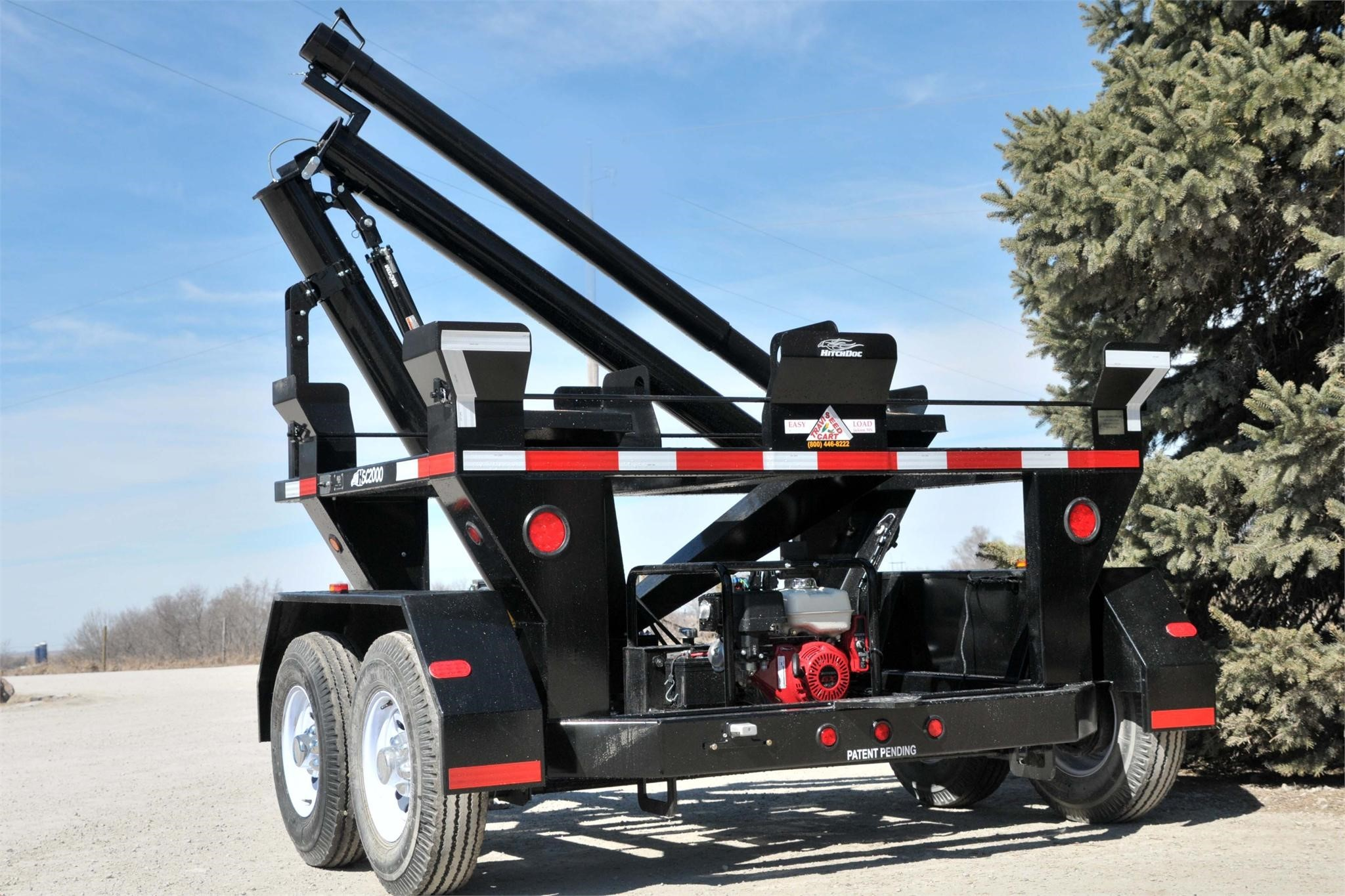 2020 Travis Seed Cart HSC2000 Seed Tender
