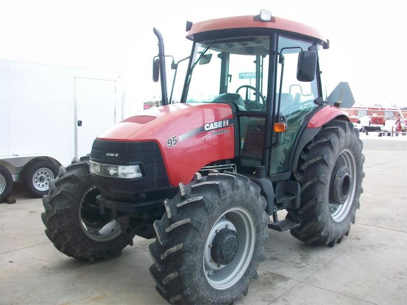 2012 Case IH Farmall 95 Tractor