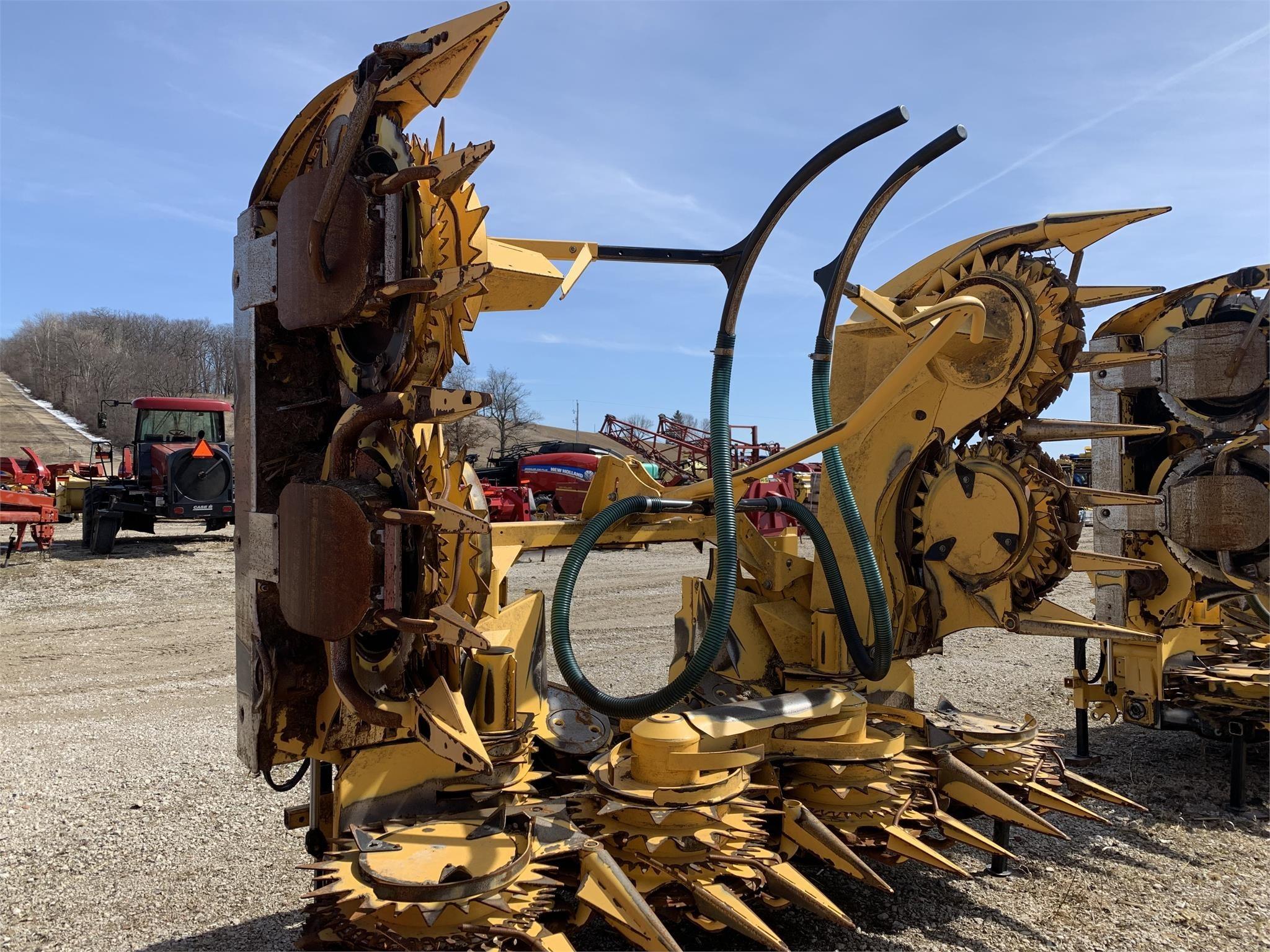 2015 New Holland 600SFI Forage Harvester Head