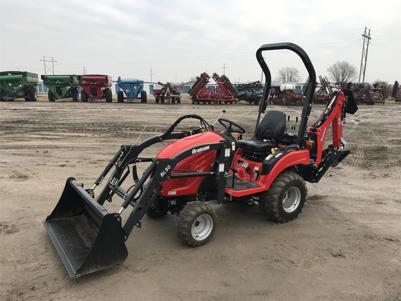 Used Branson Tractors for Sale | Machinery Pete