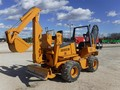1992 Case 660 Trencher