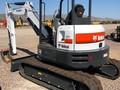 2019 Bobcat E50 Excavators and Mini Excavator
