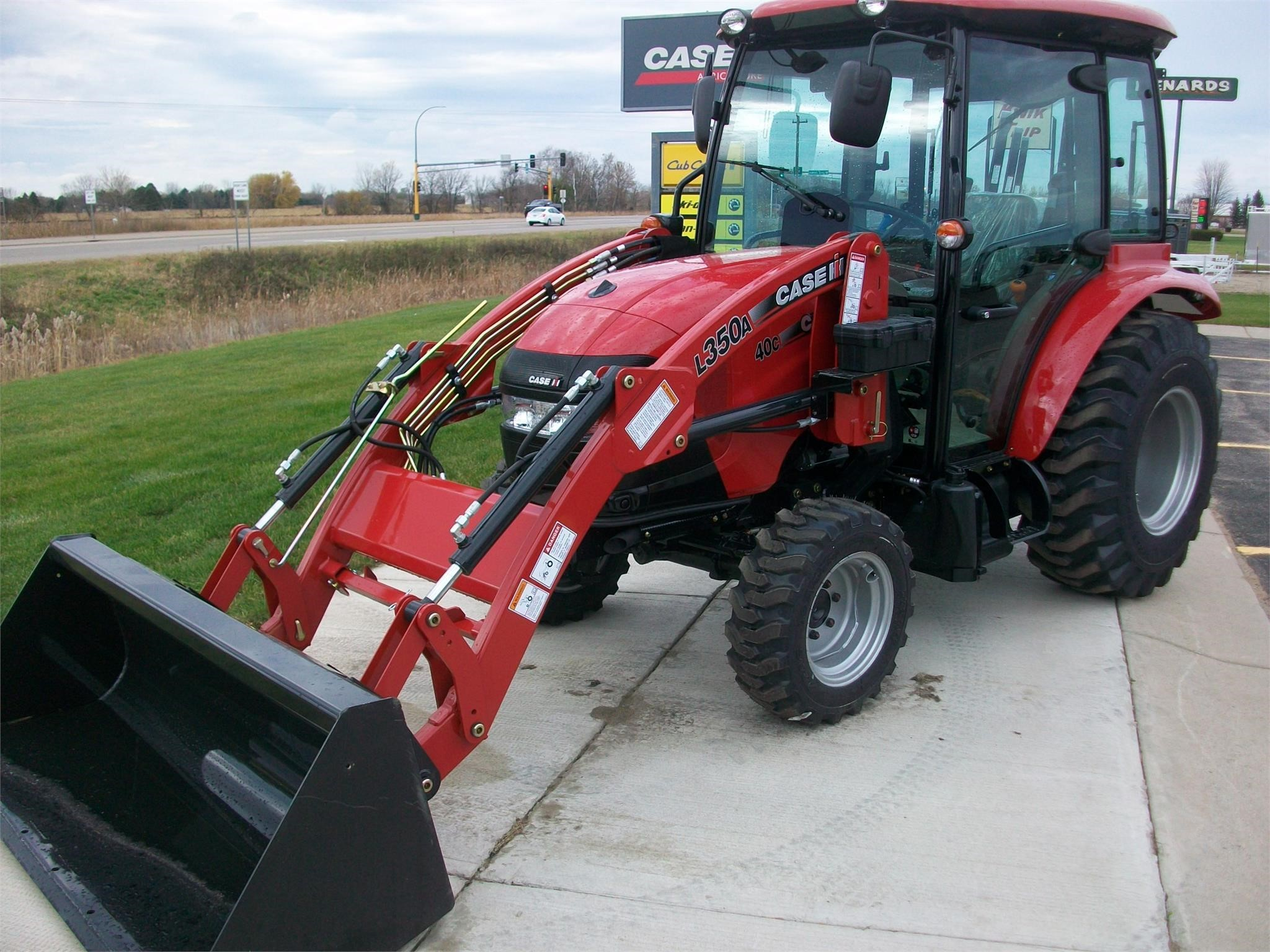 2021 Case IH Farmall 40C Tractor