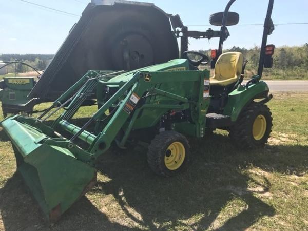 John Deere Tractors Under 40 HP For Sale Machinery Pete