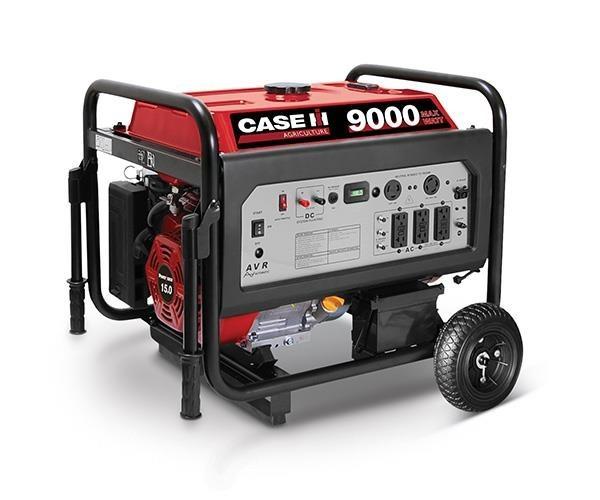 2016 Case MC9000ER Generator