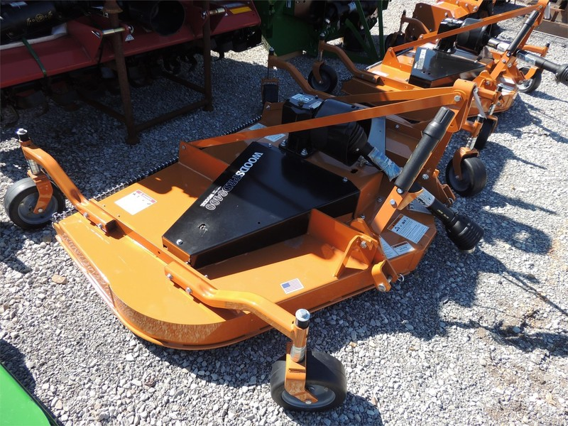 2019 Woods PRD8400 Rotary Cutter