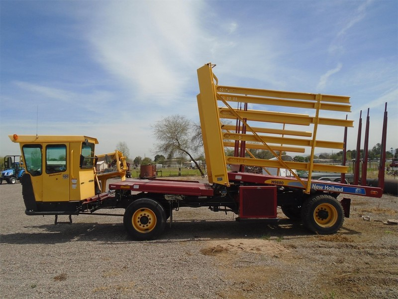 Used Bale Wagons And Trailers For