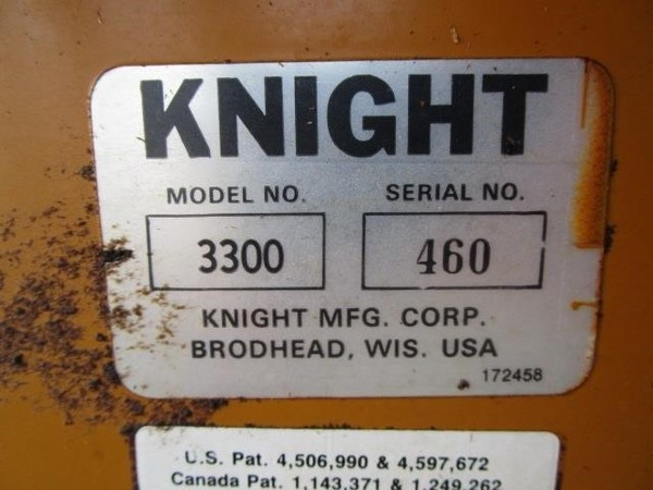 Knight 3300 Grinders and Mixer