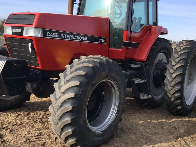 1991 Case IH 7140 Tractor