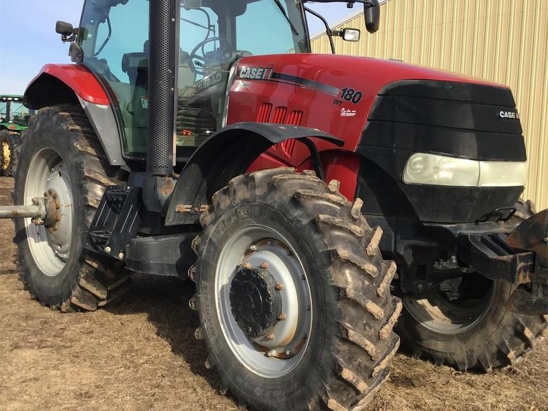 2009 Case IH Puma 180 CVT Tractor