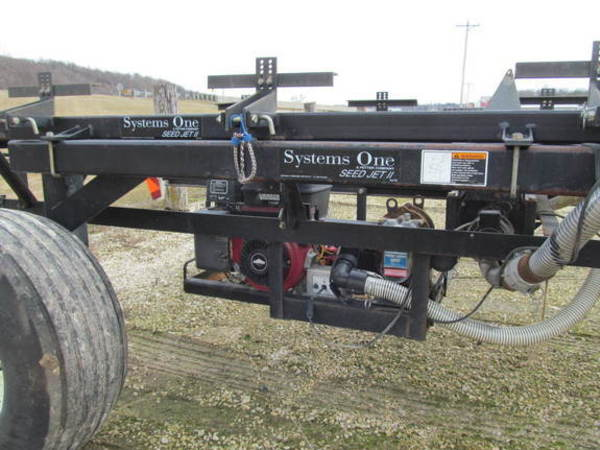 Yetter seed jet Seed Tender