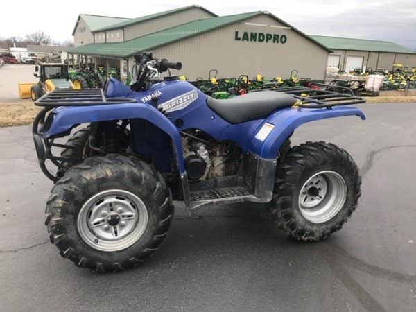 Yamaha Atv For Sale >> Used Yamaha Grizzly 350 Atvs And Utility Vehicles For Sale