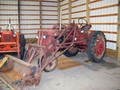 1952 Farmall Super C Under 40 HP