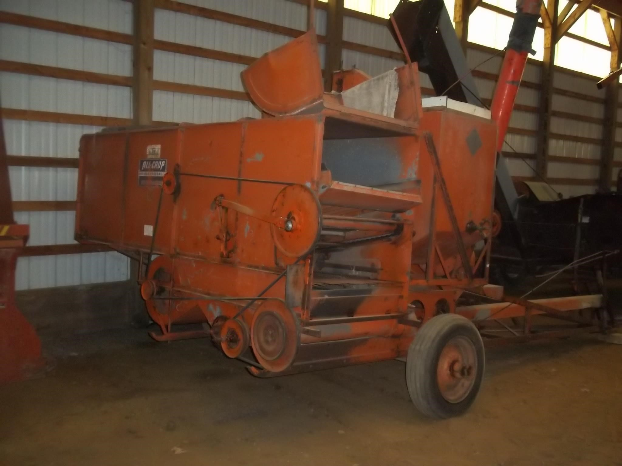1952 Allis Chalmers 60 Pull-Type Forage Harvester