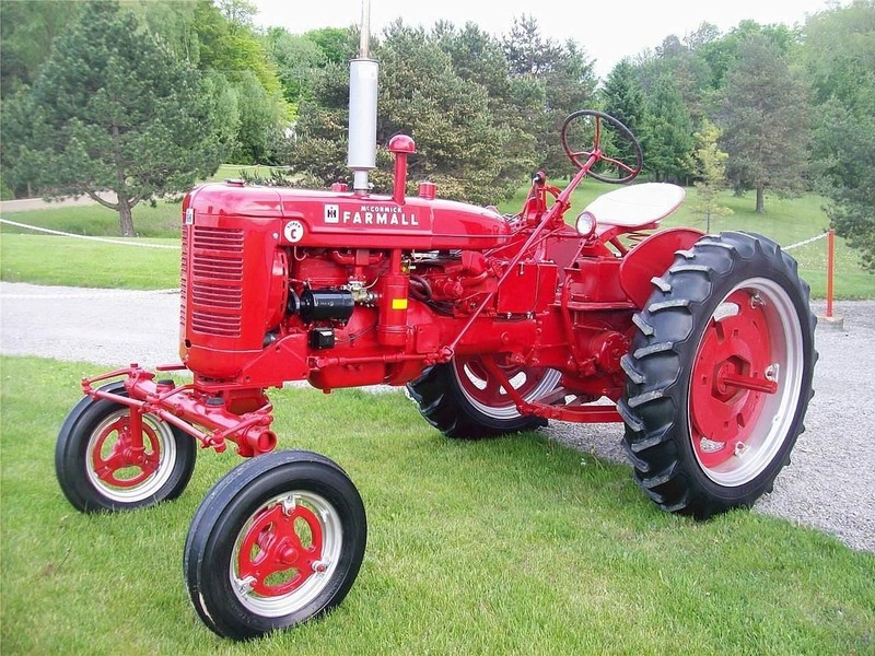 Used Farmall Tractors For
