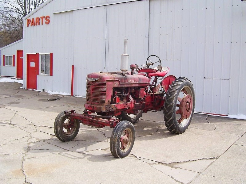 Used Farmall Tractors for Sale | Machinery Pete