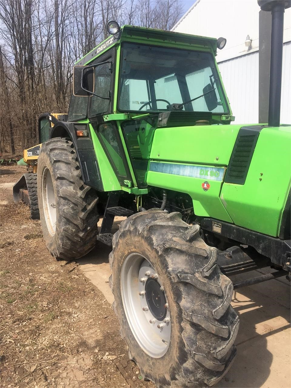 1983 Deutz DX90 Tractor