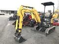 New Holland E17C Excavators and Mini Excavator