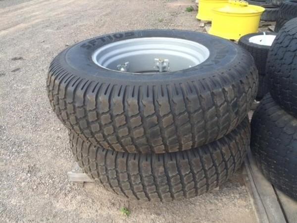 Goodyear 16.9x30 Wheels / Tires / Track
