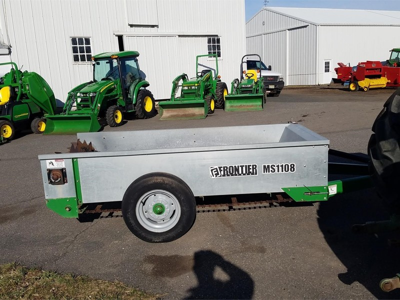 Frontier MS1108 Manure Spreader