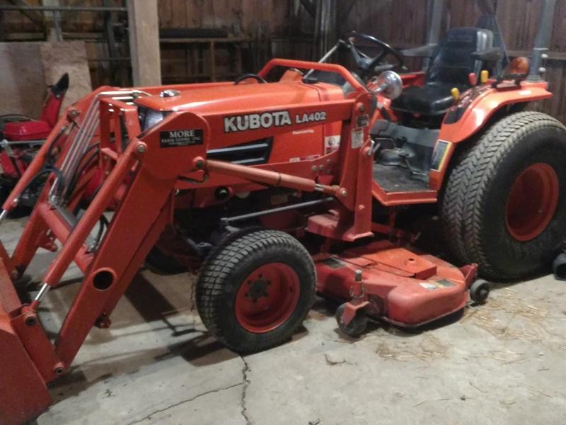 Used Kubota Tractors for Sale | Machinery Pete