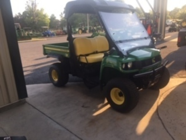 2013 John Deere Gator HPX ATVs and Utility Vehicle | $6900 & 2013 John Deere Gator HPX ATVs and Utility Vehicle - Ocala Florida ...