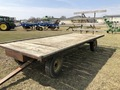 John Deere HAY RACK Bale Wagons and Trailer