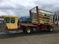 New Holland 1068 Bale Wagons and Trailer