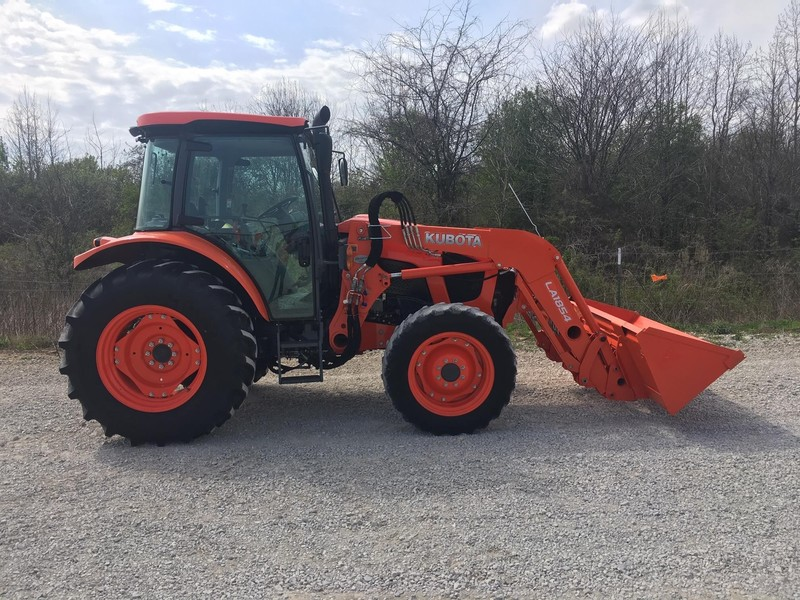 2016 Kubota M5-091 Tractor
