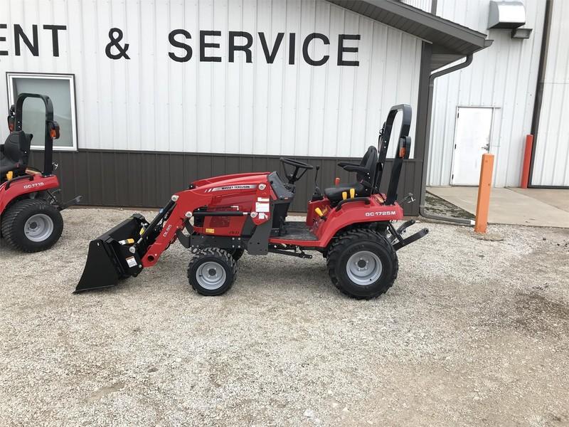 2019 Massey Ferguson GC1725M Tractor - Flanagan, Illinois