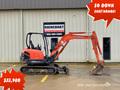 2014 Kubota KX121-3 Excavators and Mini Excavator