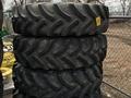 2017 Firestone 480/80R50 Duals Wheels / Tires / Track