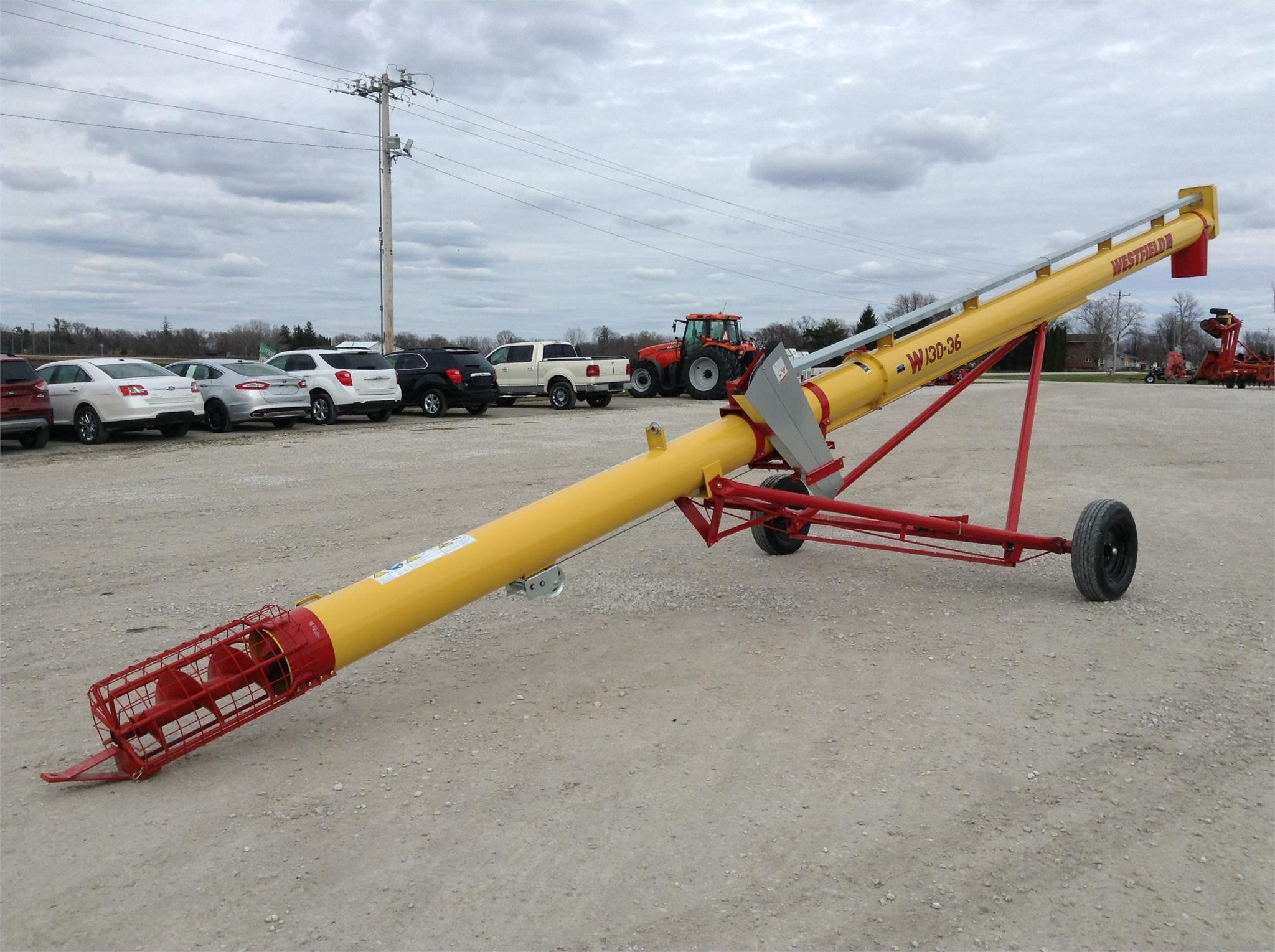 2020 Westfield W130-36 Augers and Conveyor