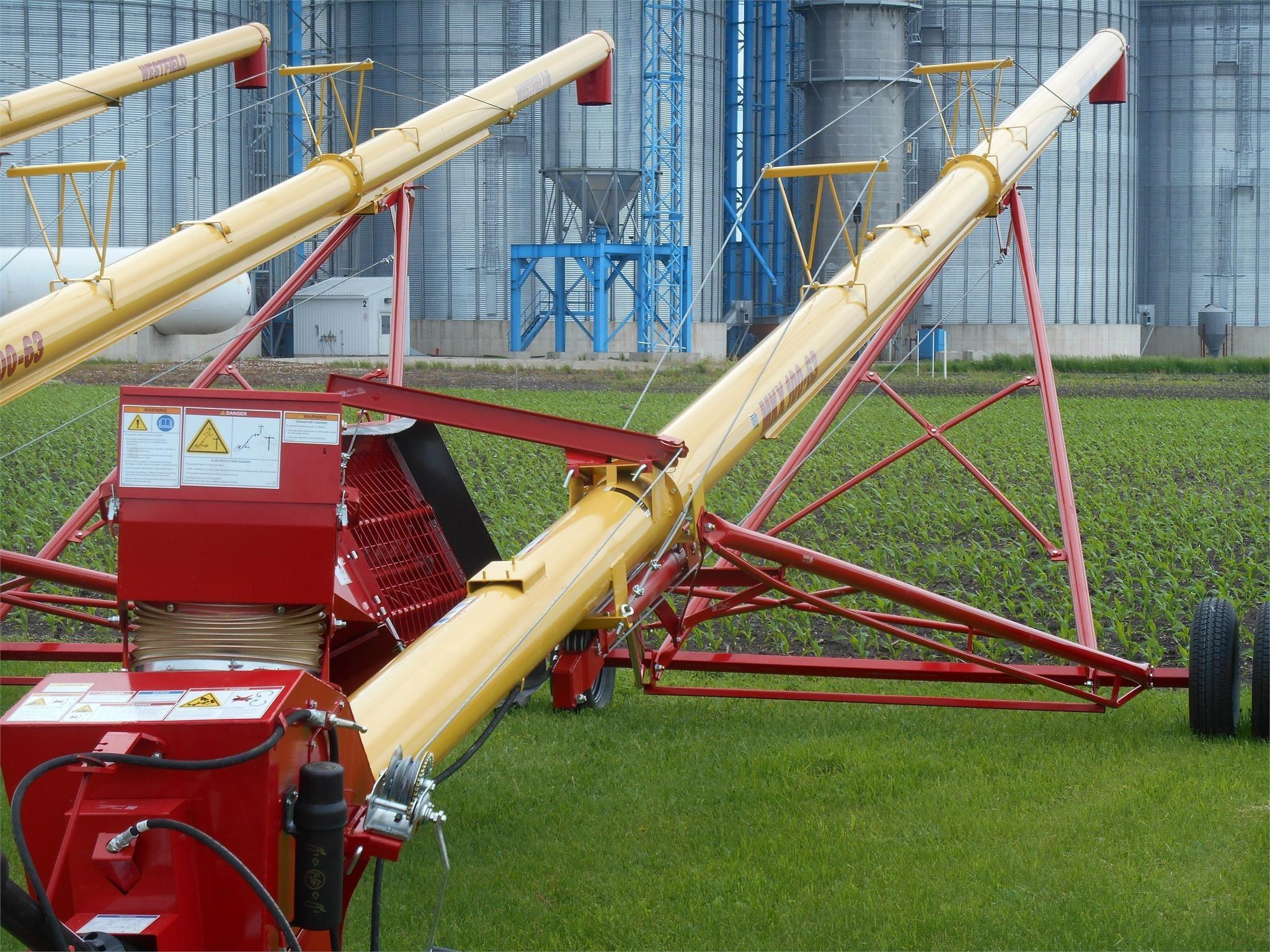 2021 Westfield MKX100-63 Augers and Conveyor