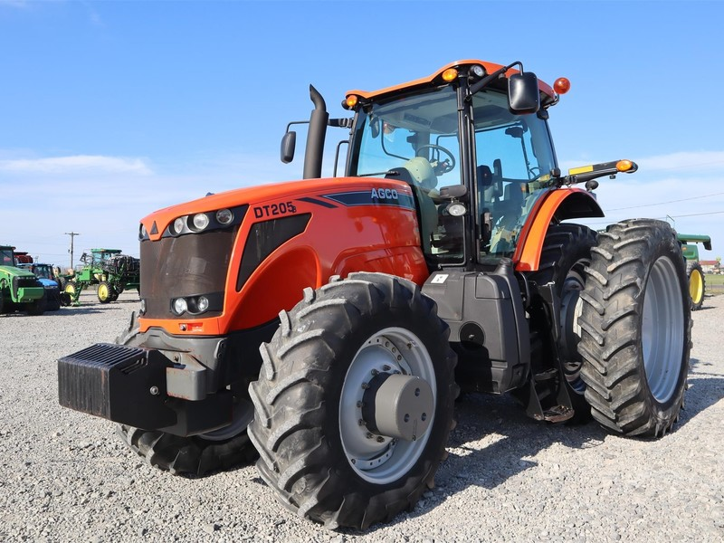 2009 AGCO DT205B Tractor