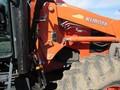 2013 Kubota M110GX Tractor