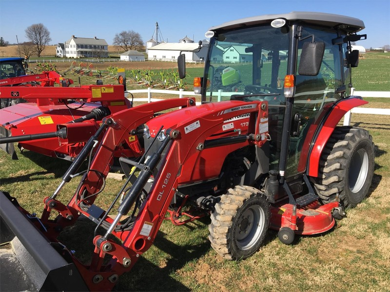 Used Massey Ferguson 1736 Tractors for Sale | Machinery Pete