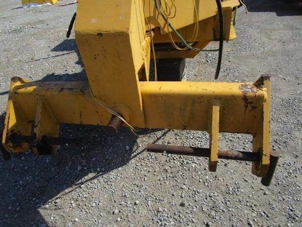 Unknown Power Ditcher Trencher