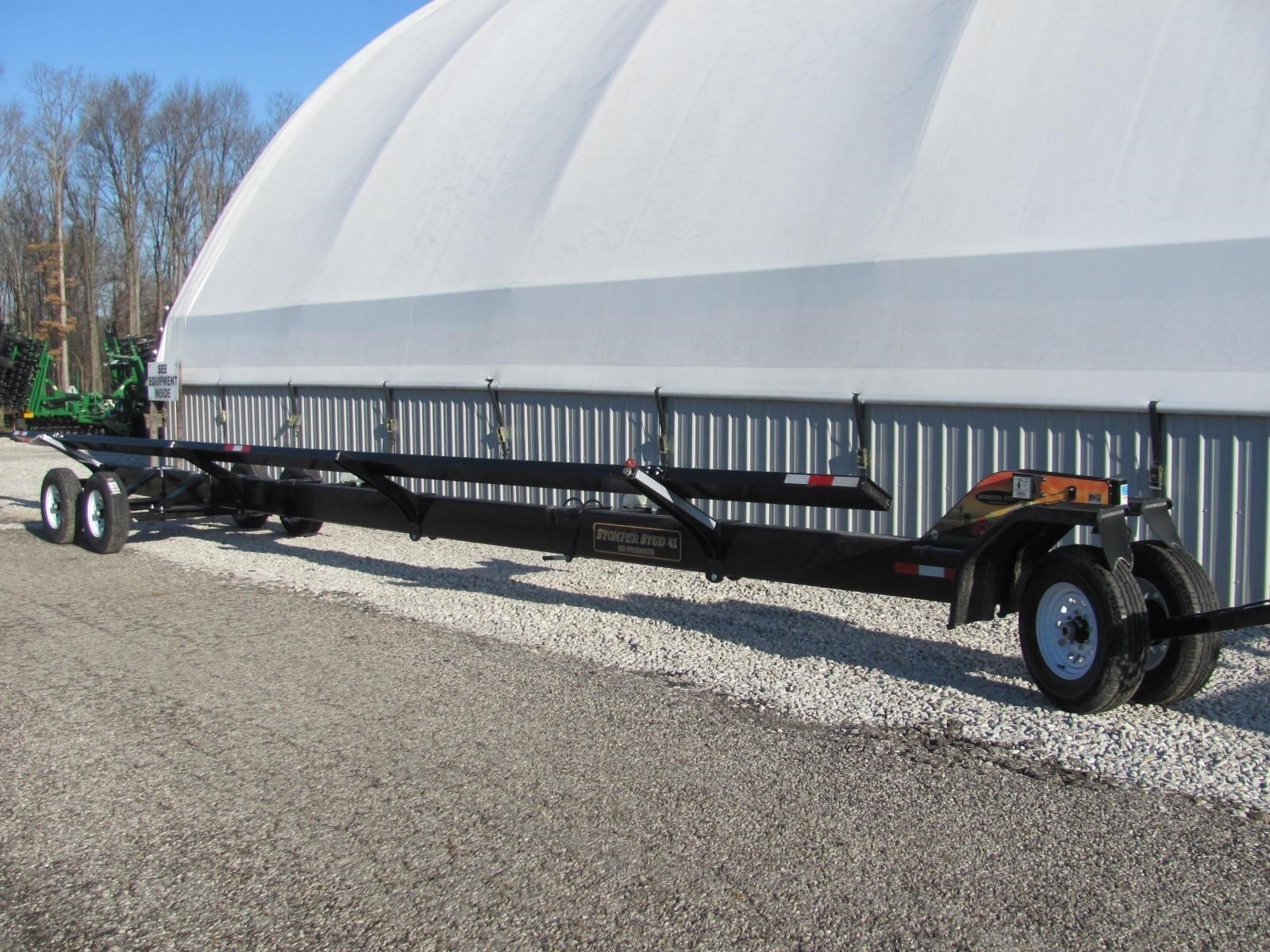MD Products SS41 Header Trailer
