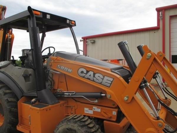 2015 Case 580N Backhoe