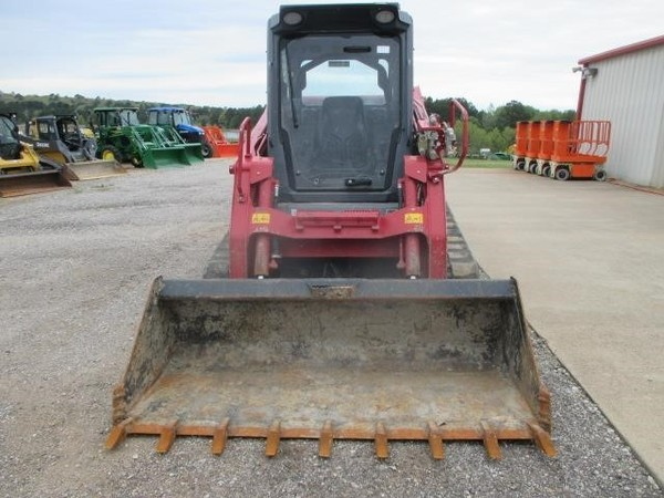 2017 Takeuchi TL12V2 Skid Steer