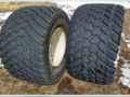 2018 Michelin 600/50r225 Wheels / Tires / Track