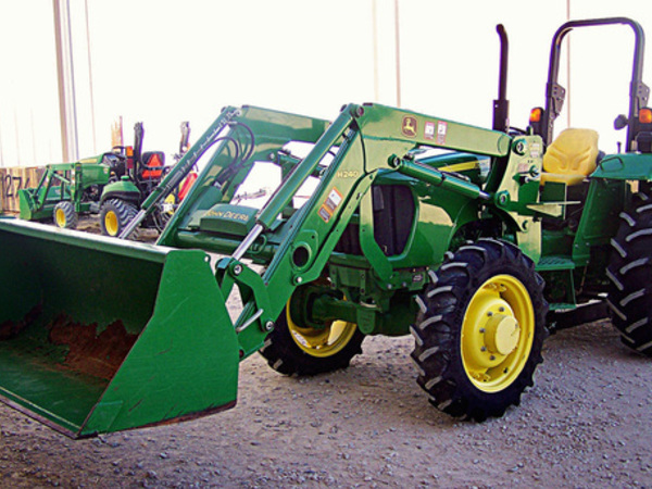 John Deere 5045E Tractors For Sale Machinery Pete