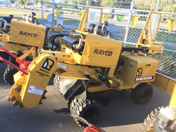 2021 Rayco RG55R Forestry and Mining
