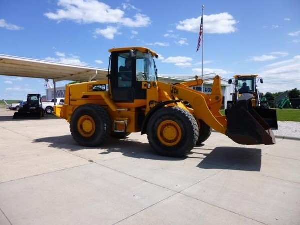 2004 JCB 426ZX Wheel Loader