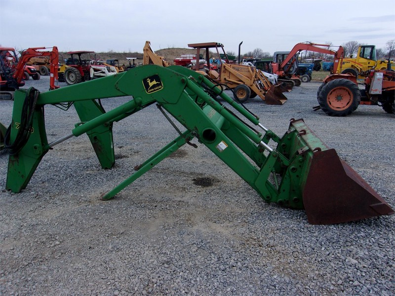 John Deere 740 Front End Loaders for Sale | Machinery Pete