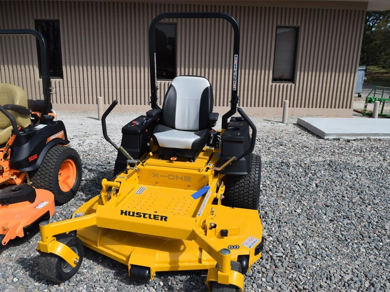 Used Hustler X-ONE Lawn and Garden for Sale | Machinery Pete
